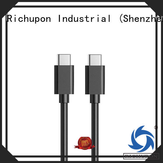 Richupon certified usb c cable for manufacturer for data transfer