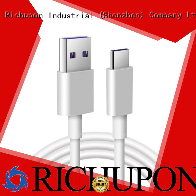 Richupon great practicality certified usb c cable free design for data transfer