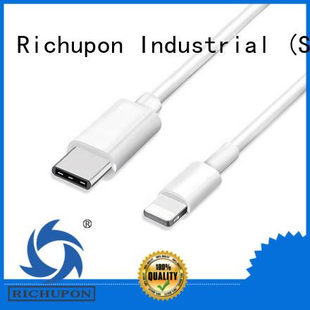 Richupon ipad lightning cable vendor for data transmission