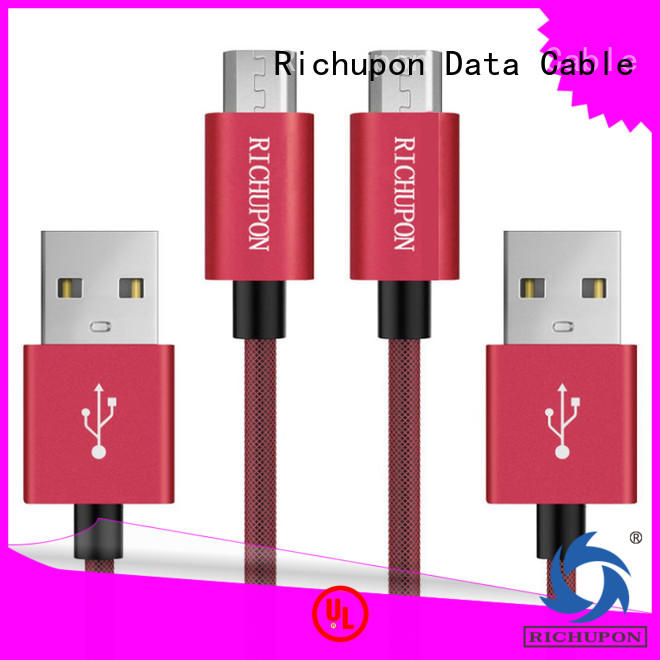Richupon usb micro usb for manufacturer for data transfer