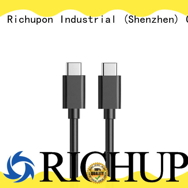 Richupon cable usb c free design for data transfer