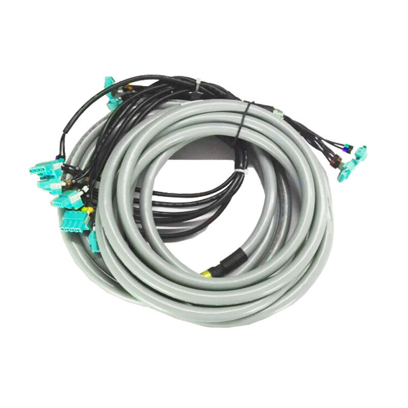 Custom Designed Industrial Wire Harness and cable assembly