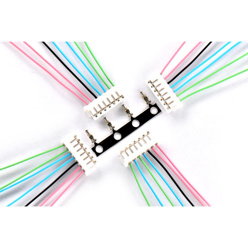 Custom 2.6 mm to 7mm connetor pitch wire harness assembly wholesale