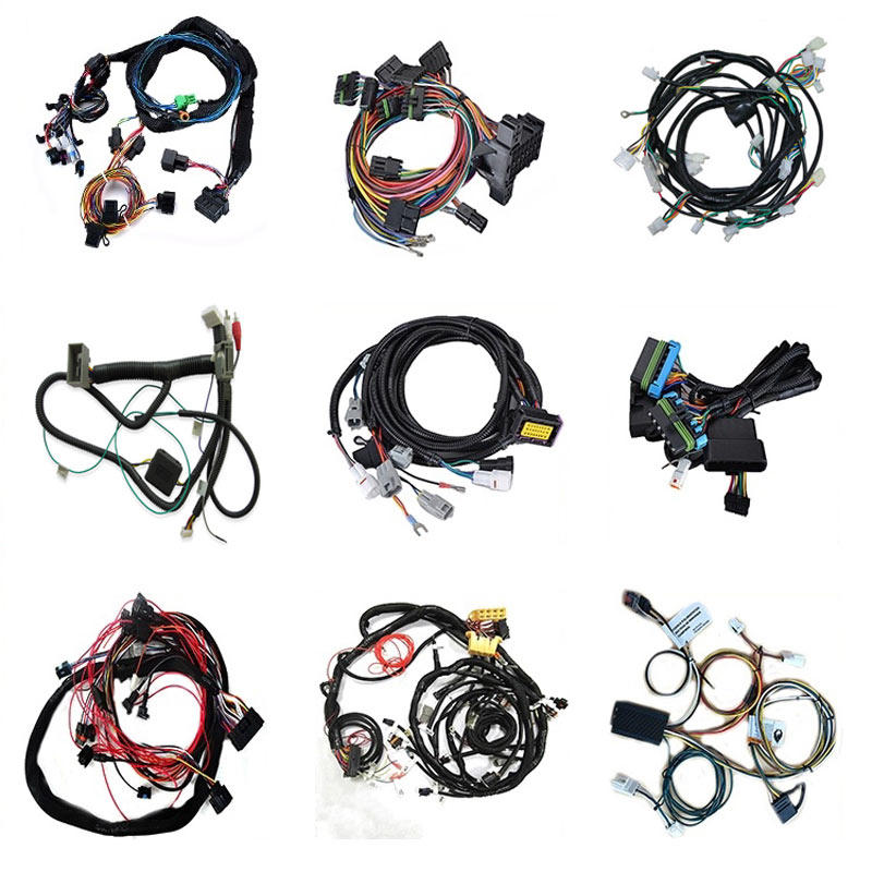 Custom Automotive Wire harness Assembly