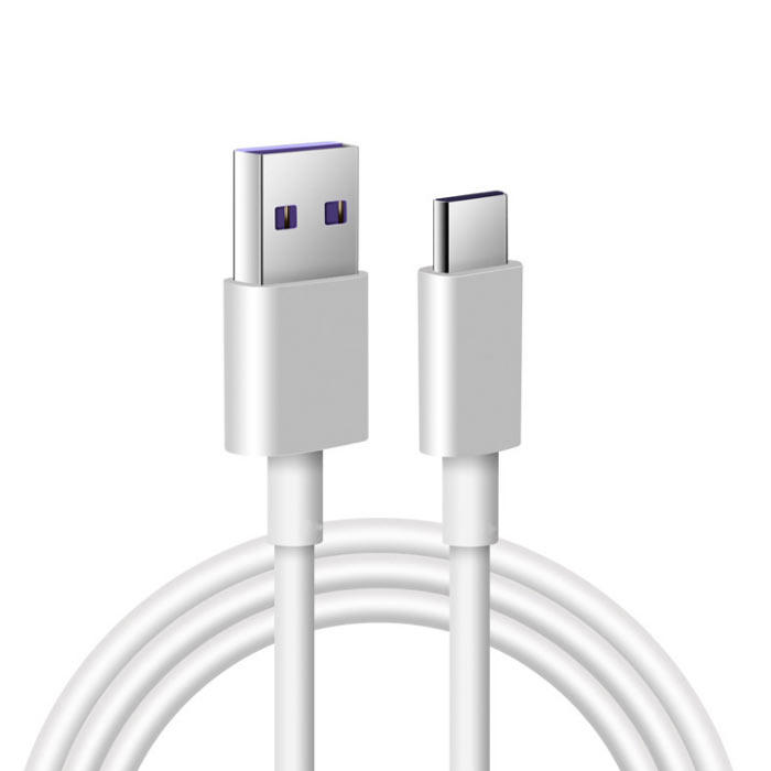 Usb c port cable quick charging data cable for Huawei