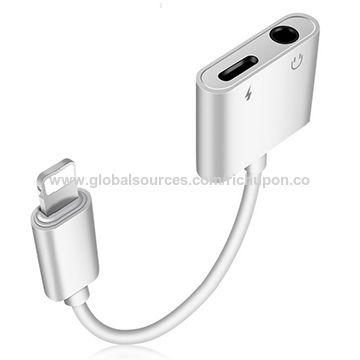 Apple usb adapter iOS 11 phone charging audio converter