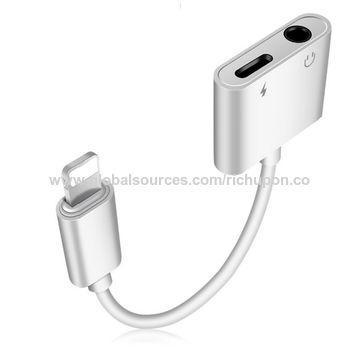 Apple usb adapter iOS 11 phone charging audio converter