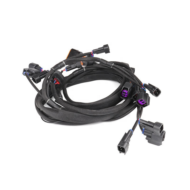 Custom standard wiring harness cable assembly manufacturers