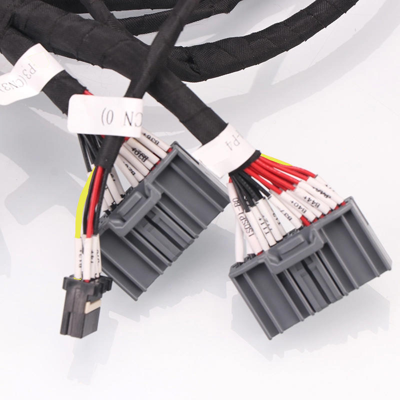 Customized Auto Electrical Wiring Harness Loom Cable Assembly