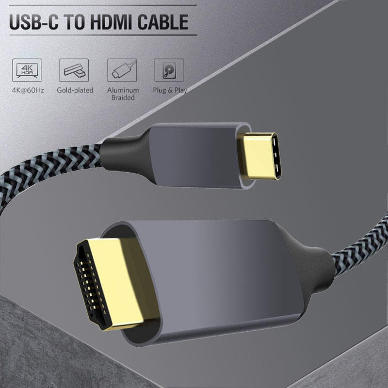 Best usb type c to hdmi cable 4k@60hz for macbook