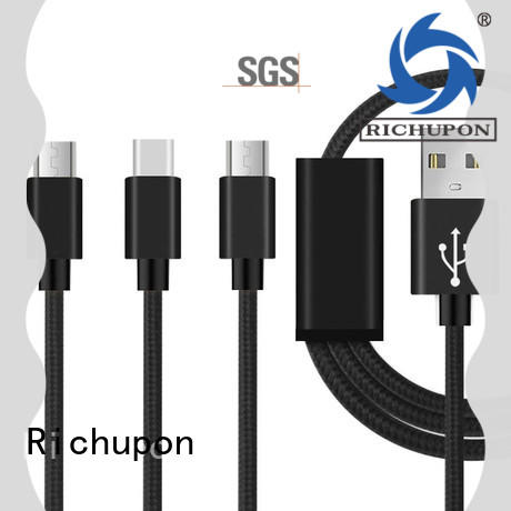 Richupon New motorola data cable manufacturers for iPhone
