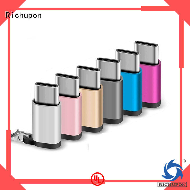 Richupon unbeatable usb adapter for computer in different color for Cell Phones