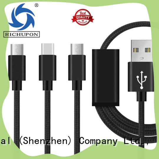 Top 3 in 1 data cable smart company for charging