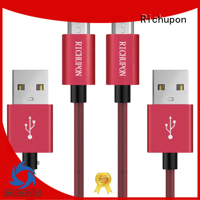 Richupon reliable usb and micro usb for manufacturer for video transfer