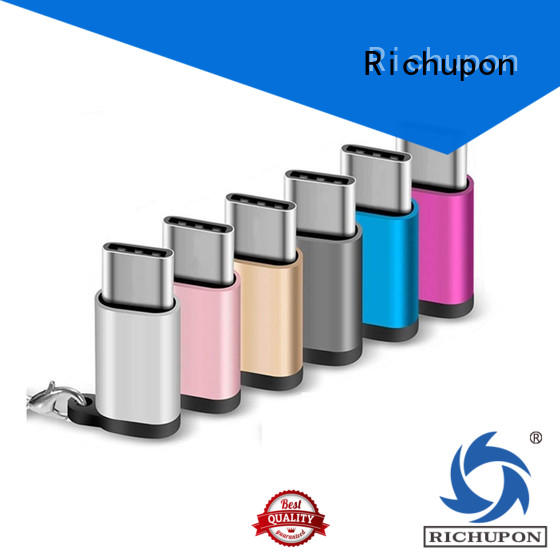 Richupon Top usb type c adapter for business for iPhone