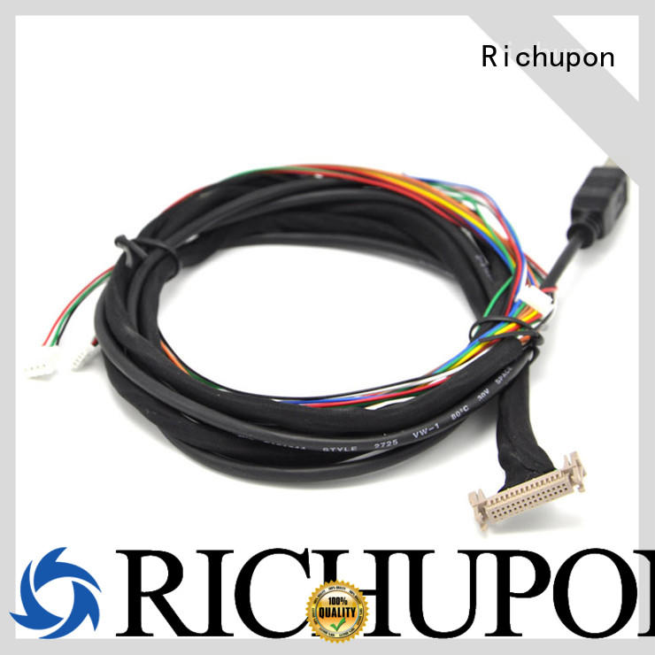 Richupon reliable quality cable assembly supplier grab now for indutrial