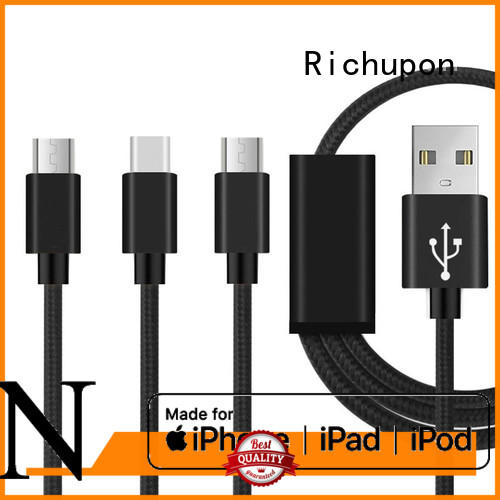 Richupon data cable manufacturer for data transfer