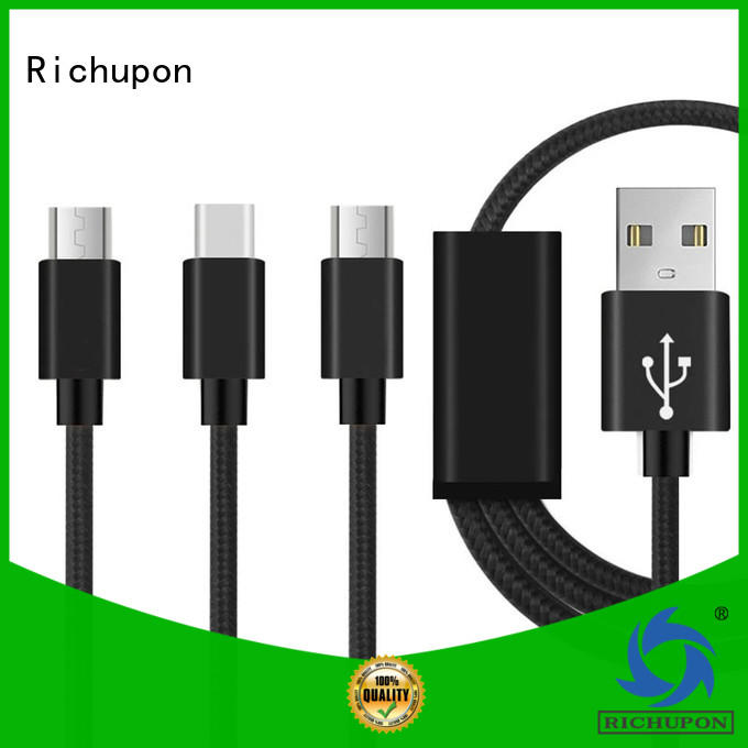Richupon connection 5s data cable manufacturers for iPhone