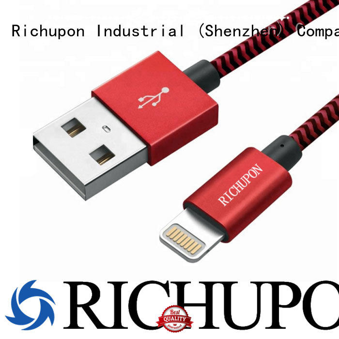 Top lightning to usb cable apple sync manufacturers for data transfer
