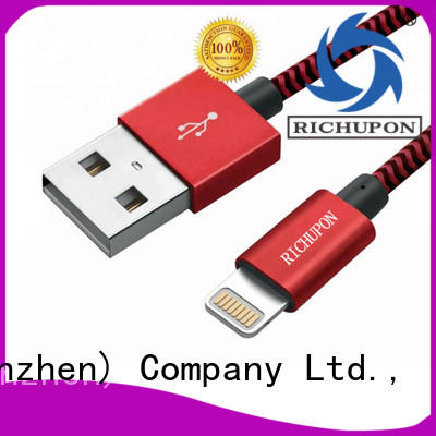 Richupon apple mfi cable wholesale for data transmission