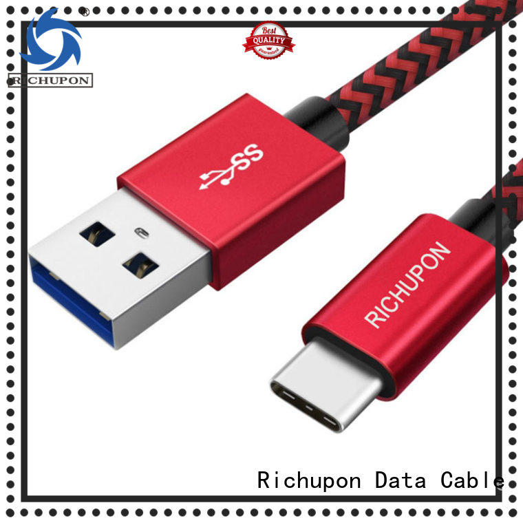 reliable quality best usb type c cable for manufacturer for data transfer