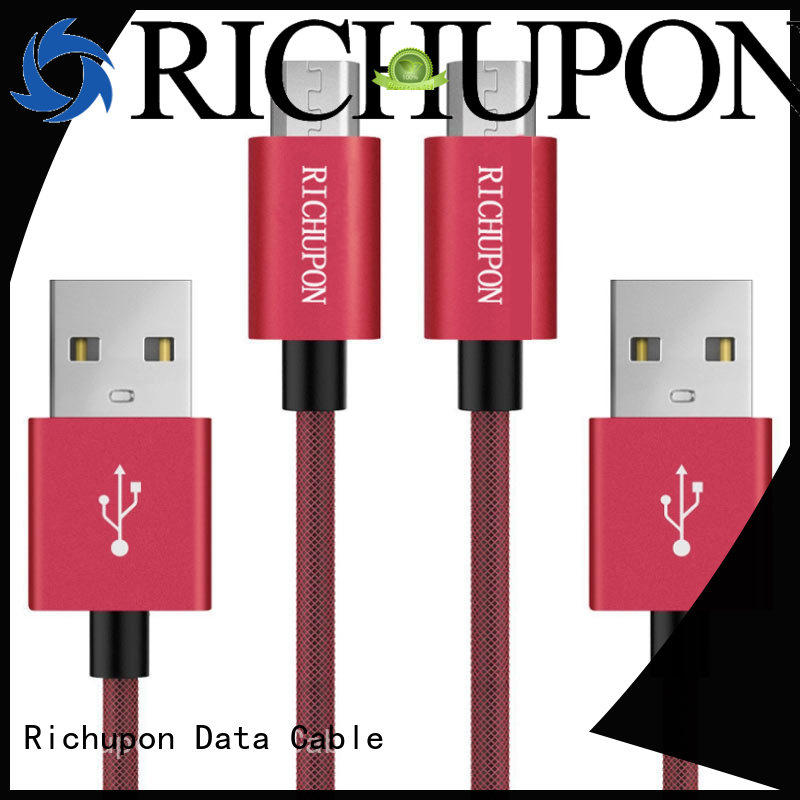 Richupon micro usb cord shop now for data transfer