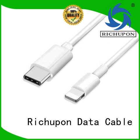 fashion design apple lightning cord bulk production for data transmission