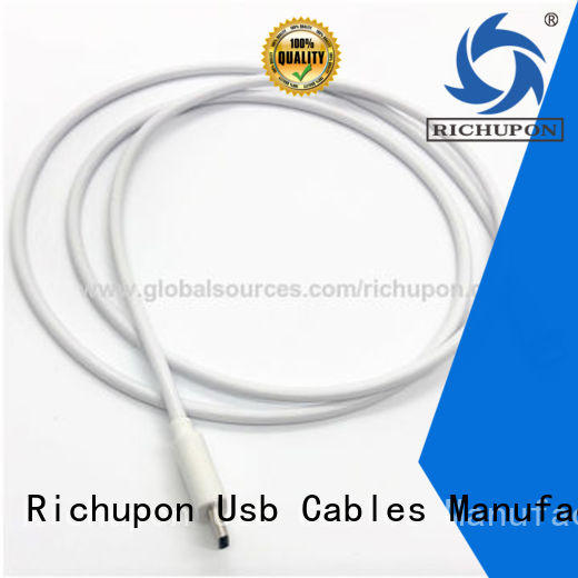 Richupon Top micro usb to usb type c supply for power bank