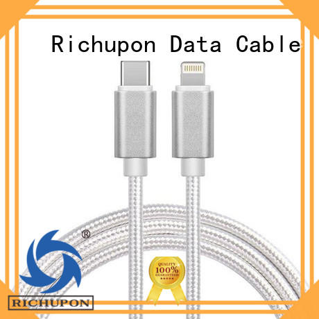 Richupon reliable quality best usb c cable wholesale for data transfer
