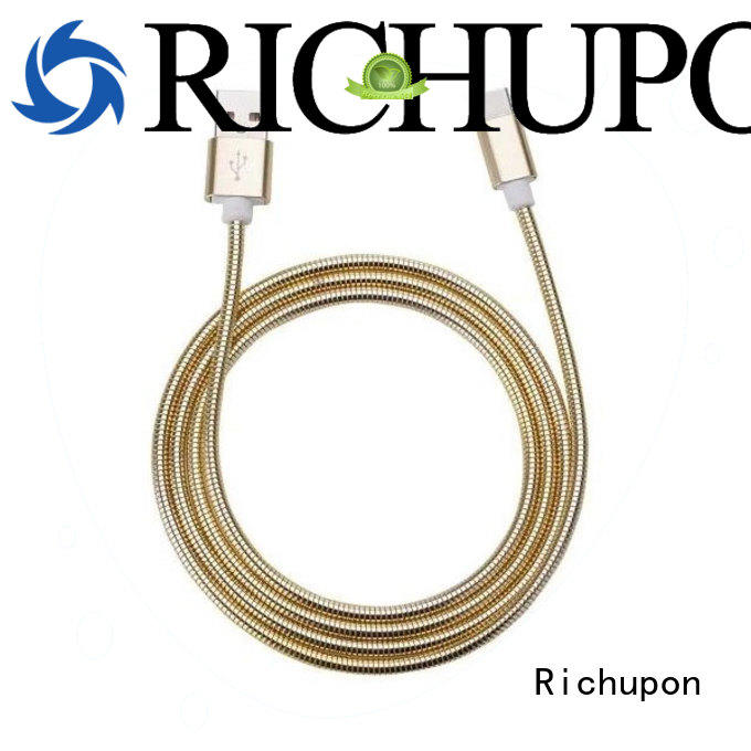 Richupon great practicality cable type c grab now for data transfer