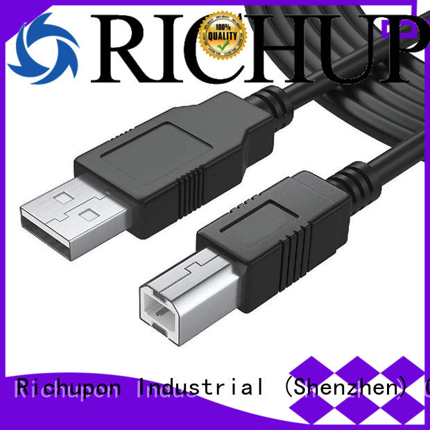Richupon cable usb type b supplier for data transfer