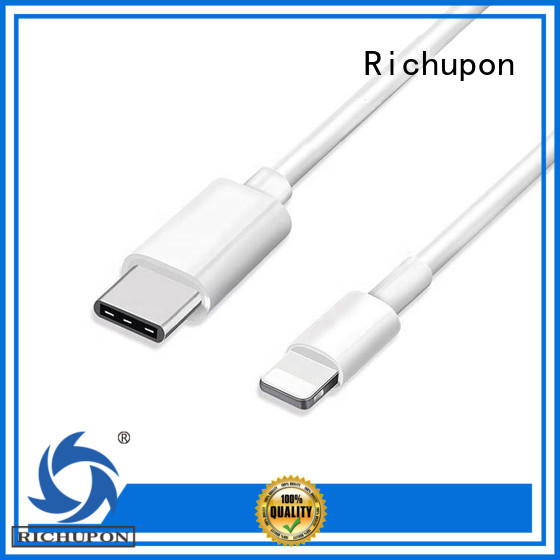 Richupon highly cost-effective apple oem lightning cable wholesale for data transfer