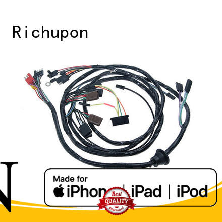 Richupon good design custom cable assemblies shop now for indutrial