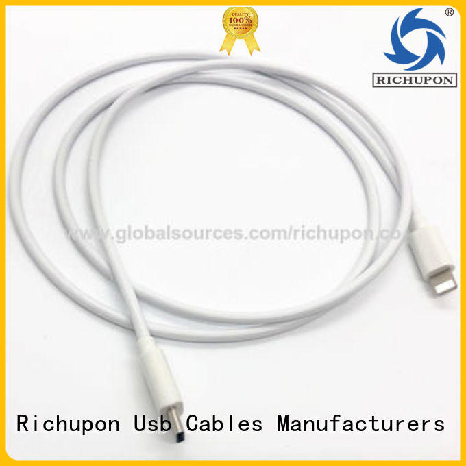 Richupon cables usb type c data cable supply for keyboard