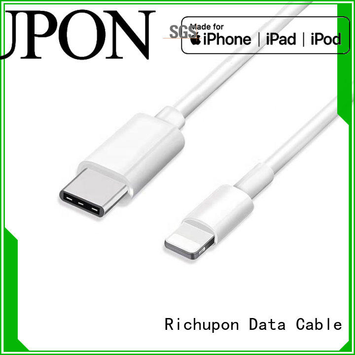 Richupon super quality data cable for wholesale for data transfer
