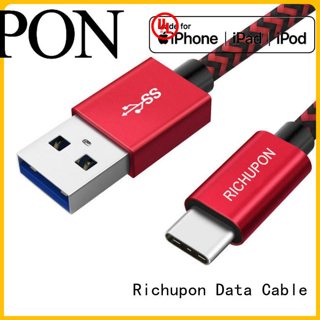 Richupon reliable quality usb c charging cable grab now for data transfer