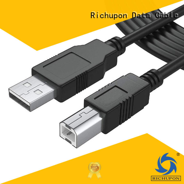 Richupon usb cable type a male to type b male wholesale for data transfer