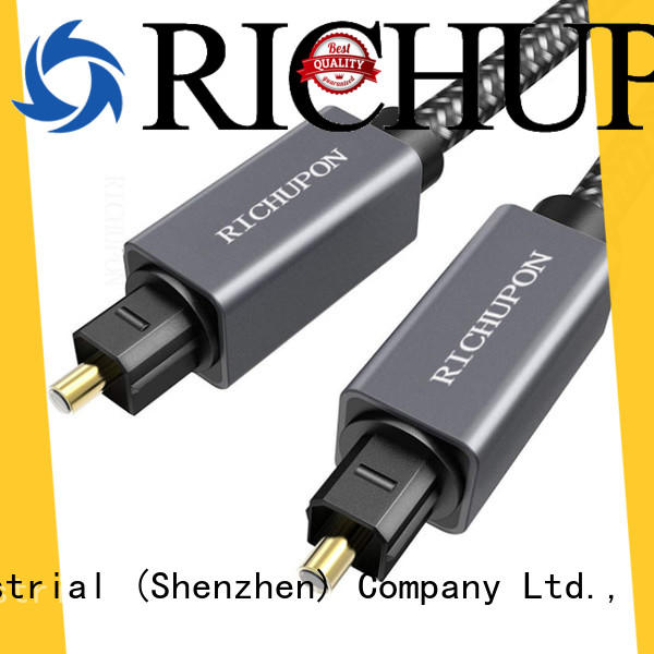 Richupon Latest cable digital audio out manufacturers for TV
