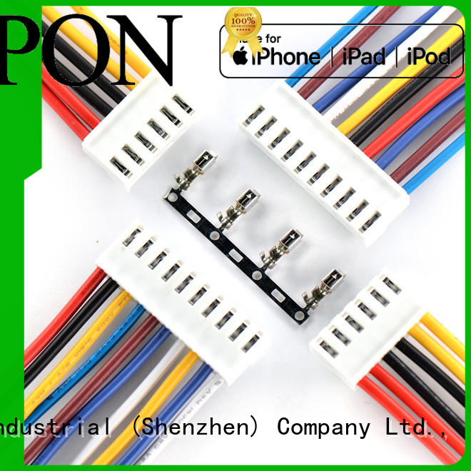 Richupon High-quality wire harness cable assembly factory for automotive