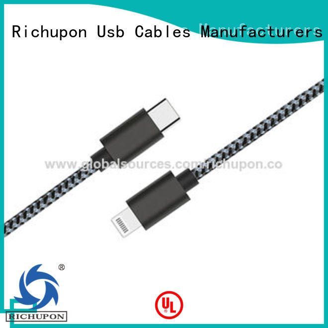 Richupon fast custom usb 3.0 cables suppliers for data transfer