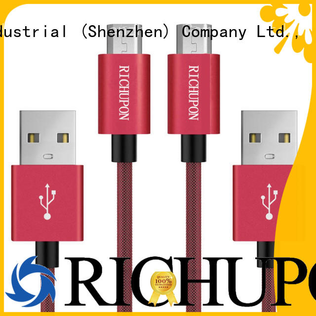 High-quality micro usb charge only cable cablefor for business for data transfer