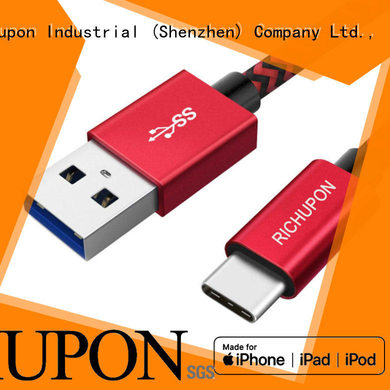 Richupon usb type c wire grab now for data transfer