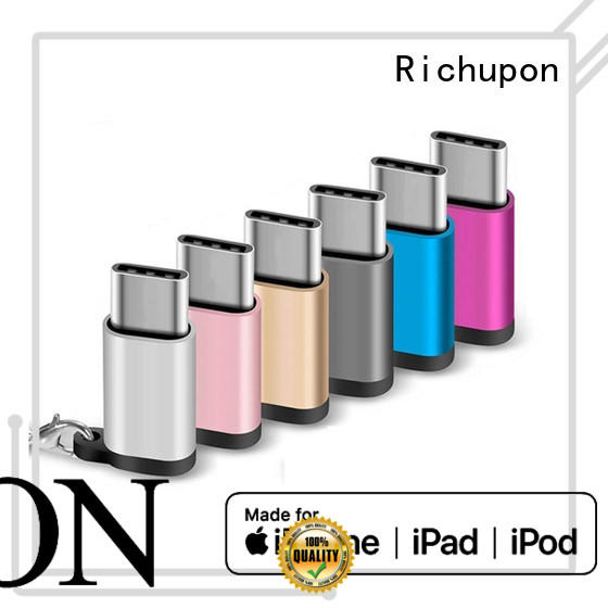 Richupon usb port adapter for manufacturer for MAC