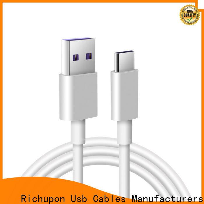 Richupon Custom micro usb to usb type c company for power bank