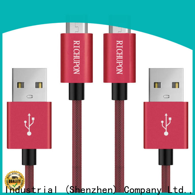 Custom cable usb a micro usb cable for manufacturers for tv