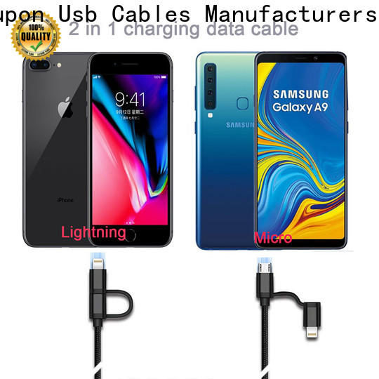 New micro usb 2 in 1 mobile manufacturers for b type