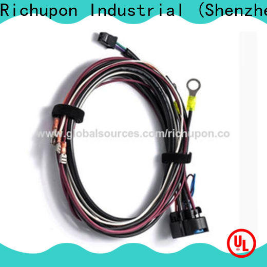 Wholesale wire harness connectors assembly company for automotive