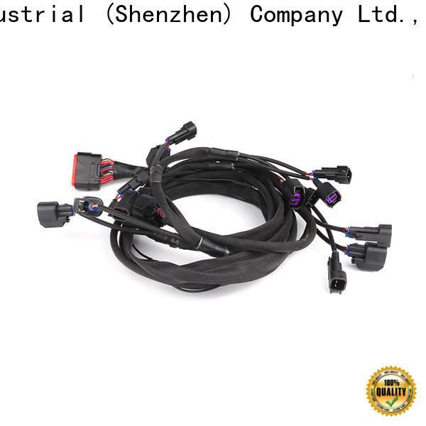 Latest wire harness company automotive supply for telecommunication