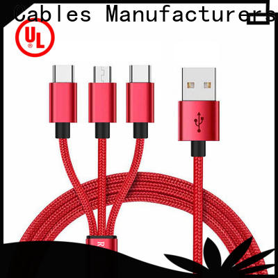 Richupon Wholesale 3 in 1 iphone charger cable factory for mobile