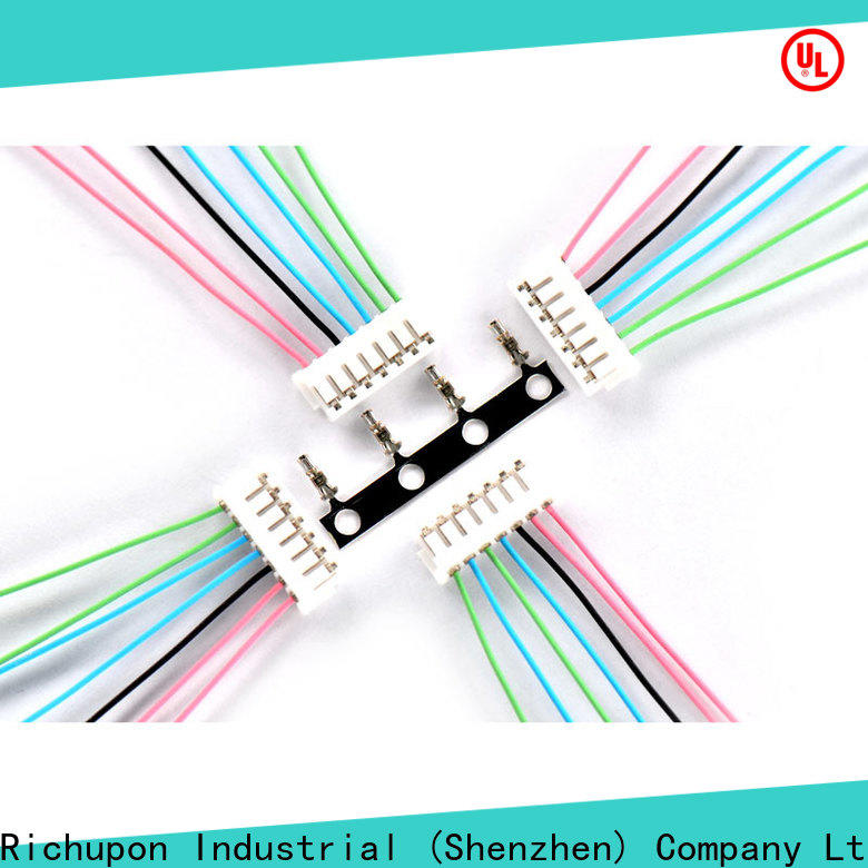 Richupon assembly electri cable assemblies supply for telecommunication